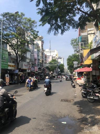 Cần tiền bán gấp nhà mặt tiền Nguyễn Tri Phương, P. 7, Q. 5 (4x25m) HĐ thuê 70tr/th ảnh 0