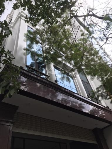 Cho thuê nhà mặt phố Vũ Tông Phan, Thanh Xuân, 100m2*7nổi 1 hầm thông sàn thang máy, giá 78 tr/th ảnh 0