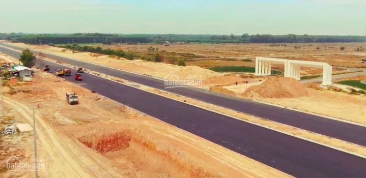 Bán đất nền Mega 2 đất mặt tiền 25C, kết nối sân bay, TTHC Nhơn Trạch ảnh 0