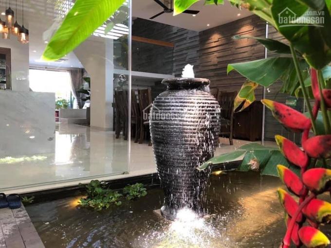 Biệt thự thiết kế cực đẹp ngay KĐT Hà Quang 2, cách biển chỉ 5phút, full nội thất nhập khẩu cao cấp ảnh 0