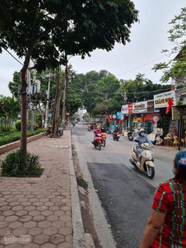 Bán đất mặt phố Ngọc Hồi - Thanh Trì - đường rộng vỉa hè, 48m2 - MT 4m, giá 3.75 tỷ - Lh 0967514588 ảnh 0