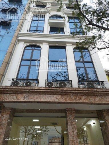 Cho thuê nhà mặt phố Quan Hoa 45m2 xây 5 tầng mặt tiền 5.5m, giá 35tr/th ảnh 0