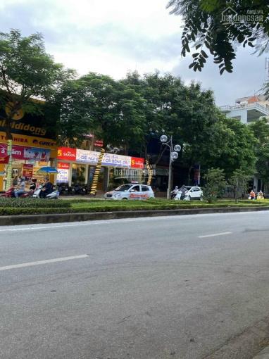 Bán nhà đất mặt phố Lạc Long Quân - ngã tư 2 con rồng Hồ Tây 188m2 MT 11m kinh doanh tốt 55 tỷ ảnh 0