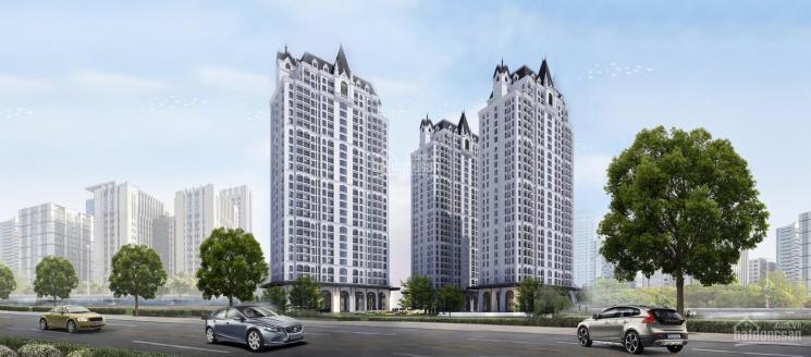 Đi đầu đón sóng - Mở bán 5 tầng chung cư The Jade Orchid Cổ Nhuế, cạnh HV Tài Chính, giá từ 2,5 tỷ ảnh 0
