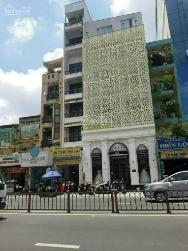 Bán tòa nhà Hoàng Văn Thụ, Q. Phú Nhuận 8x18m - 6 tầng HĐT 1.5 tỷ/năm mặt tiền đường 30m chỉ 53 tỷ ảnh 0