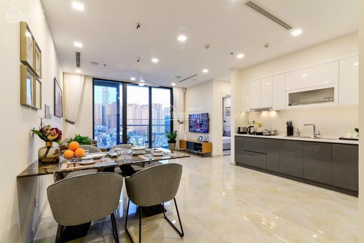 Cho thuê căn hộ Vinhomes Central Park 53.3m2 1PN tòa Central 1 view sông ảnh 0