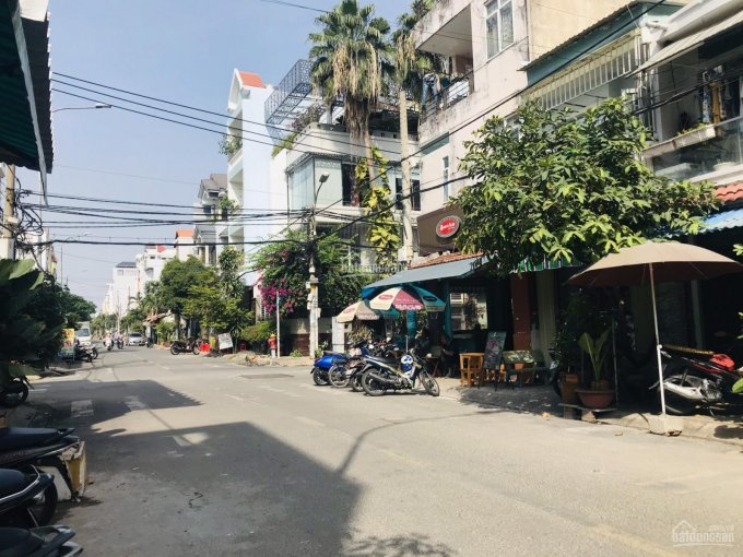 Mặt tiền đường Lê Niệm, Phường Phú Thạnh, Quận Tân Phú, 5.7x19.4m, hậu 6.7m đúc 3 tấm, giá 13 tỷ ảnh 0