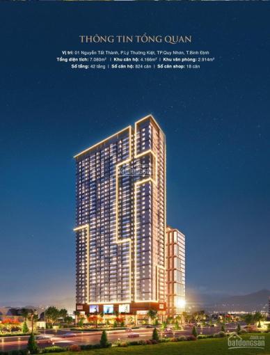 Căn hộ sở hữu lâu dài Grand Center Quy Nhơn view hướng biển giá 1.9 tỷ/căn chiết khấu 5% 0968687800 ảnh 0