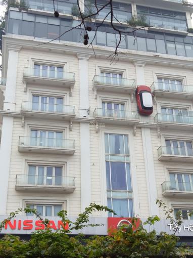 Bán nhà mặt phố Nghi Tàm Yên Phụ Tây Hồ kinh doanh Diện tích 88m2 x 5 tầng, MT 6m. LH 0868522882 ảnh 0
