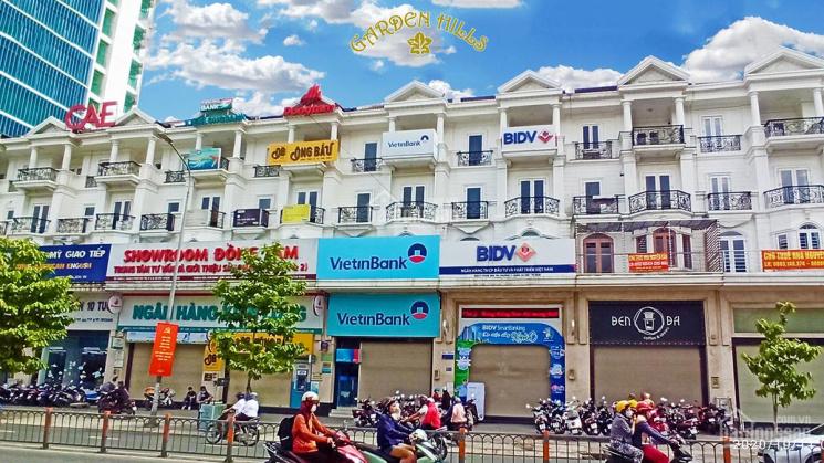 Cho mặt bằng thương mại mặt tiền Phan Văn Trị ngay Cityland Garden Hills, giá thuê hợp lý ảnh 0