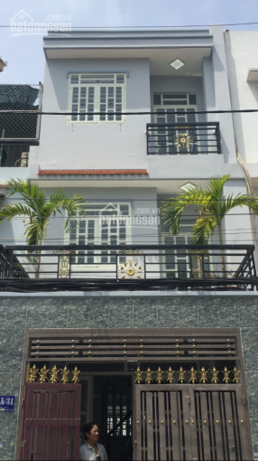 Bán nhà mới cạnh KDC Tên Lửa 1 trệt 1 lầu, Bình Tân - 3.8x15 ảnh 0