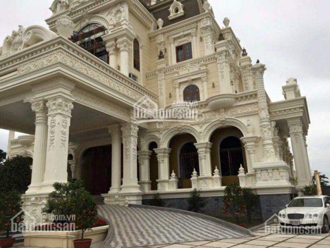 A Thuỷ 0987.689.138 chính chủ bán biệt thự Dịch Vọng, Cầu Giấy DT: 300m2 x 4 tầng cạnh công viên ảnh 0