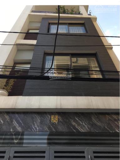 Nhà mặt phố 5T x 38m2, vỉa hè, kinh doanh Nguyễn Thái Học, Hà Đông ảnh 0