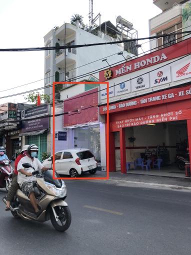 Nhà MT Phan Văn Trị 5x12m trống suốt đối diện chợ KD cực tốt ảnh 0