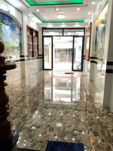 Cho thuê nhà đường Vườn Lài, 4x20m, 1 trệt 1 lầu sân thượng, giá 12triệu, TL ảnh 0