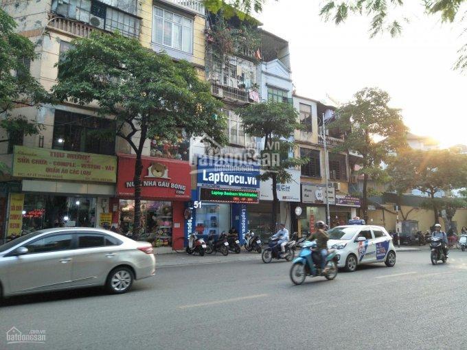 Cho thuê mặt bằng kinh doanh phố Tạ Quang Bửu, Hai Bà Trưng, 150m2 tầng 1, MT 8m, giá 40tr/th ảnh 0