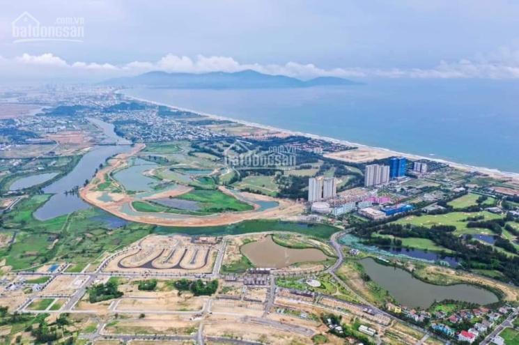 250m2 đất biệt thự ven sông Cổ Cò, quy hoạch khu đô thị sinh thái One World đẹp nhất Nam Đà Nẵng ảnh 0