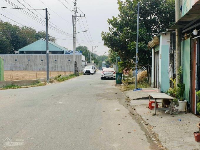 Đất 2 mặt tiền, gần BV, trường học Định Hoà, vị trí cực đẹp, diện tích 7x22m TC 60m2, LH 0911493078 ảnh 0