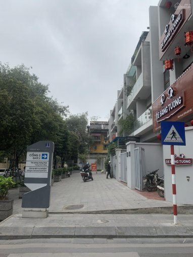 Chính chủ cho thuê nhà liền kề 5 tầng Tràng An Complex, mặt đường Phùng Chí Kiên, Cầu Giấy, tiện KD ảnh 0