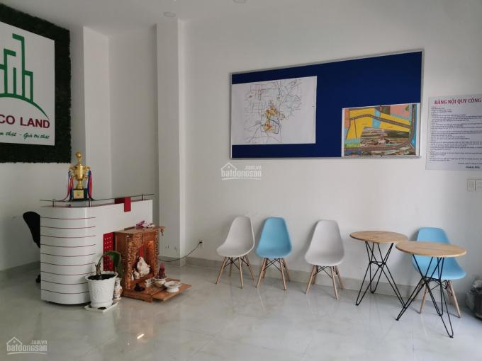Cho thuê tầng trệt mặt tiền Cityland Central Hill, 105m2, giá 9 tr/tháng ảnh 0