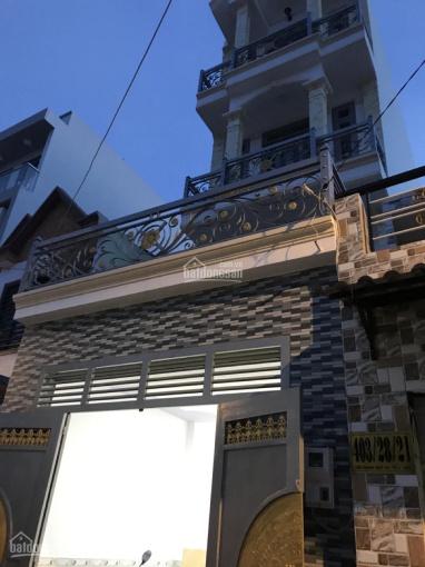 Bán căn nhà phố đường TCH10 (Nguyễn Ảnh Thủ), P. Tân Chánh Hiệp, Q. 12 ảnh 0