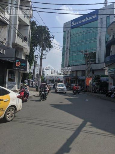 Bán nhà hẻm 500 Nguyễn Chí Thanh, P7, Quận 10, diện tích 7x25m tiện xây tòa nhà giá 160 triệu/m2 ảnh 0