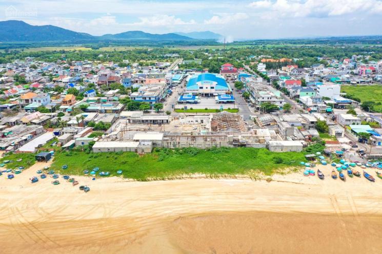 Đất đối diện bãi tắm Tam Ngư gần chợ Phước Hải, Lan Rừng Trần Quý Dõng hướng Đông Nam ảnh 0