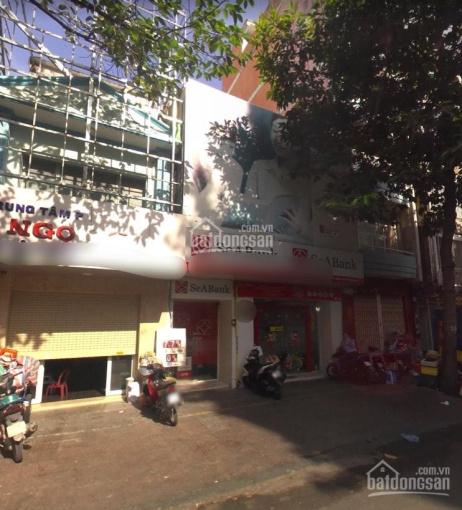 Cho thuê mặt tiền kinh doanh đường Nguyễn Công Trứ, P. Cầu Ông Lãnh, Quận 1 7*17m 2 Lầu 70tr ảnh 0