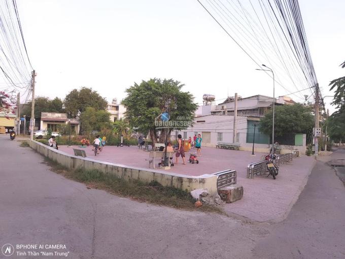Bán nhà 1 trệt 1 lầu, xây kiên cố đối diện công viên Phú Hòa ảnh 0