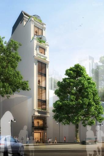 Bán nhà mặt phố Giảng Võ, DT 90m2, xây 9 tầng, MT 4,5m, giá 56 tỷ, lh: 0913851111 ảnh 0