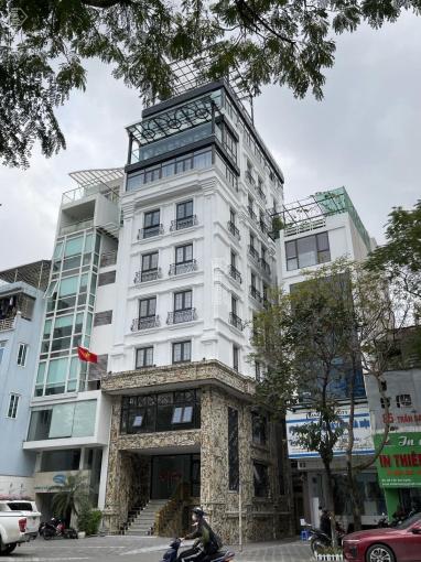Cho thuê nhà mặt phố 81 Trần Đại Nghĩa 3 mặt tiền, mặt tiền 6.8m, không tiếp trung gian ảnh 0