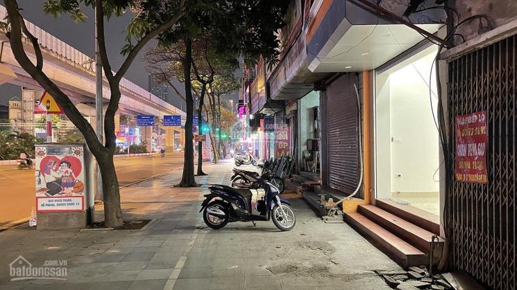 Chính chủ thuê nhà mặt phố Quang Trung, Hà Đông - rộng 40m2 / 5 tầng - gần ngã tư thuận tiện KD ảnh 0