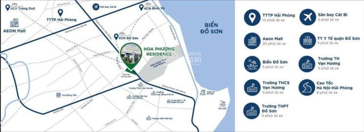 CĐT dự án Hoa Phượng Residence: Liền kề, biệt thự đơn lập, shophouse LH: 0983.254.298 ảnh 0
