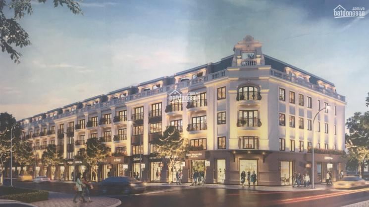 Shophouse LK1 - 01 xây 7 tầng, mặt tiền 7.5m, 116.64m2, căn góc đẹp nhất TNR Grand Palace Phú Yên ảnh 0