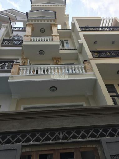 Nhà mới hẻm 1 sẹc 6m 5x20m Quang Trung, phường 10, Gò Vấp ảnh 0