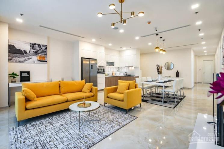 Cho thuê căn hộ Vinhomes Central Park 151.4m2 4PN tòa Park 4 view trực diện sông. ảnh 0