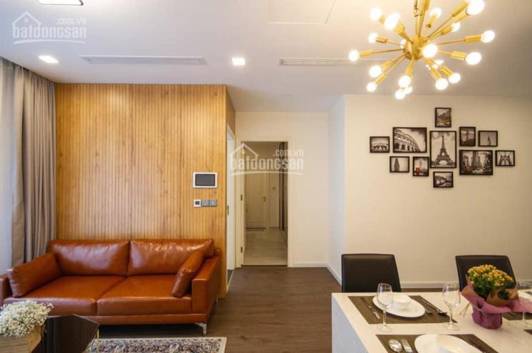 Cho thuê căn hộ Vinhomes Central Park 87.2m2, 2PN tòa Park 2 view hồ bơi, sông ảnh 0