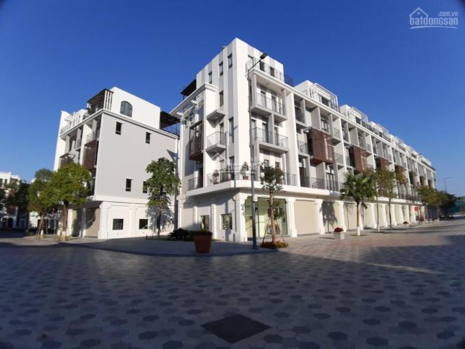 Bán shophouse Hà Nội 2 mặt phố khu trung tâm 75m2, 5 tầng, Đông Nam, 19 tỷ, đẹp Vip The Manor ảnh 0