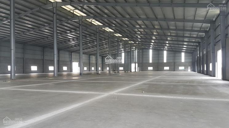 Cho thuê kho xưởng DT: 900m2, 1200m2, 5000m2 tại CCN Hà Bình Phương, Thường Tín ảnh 0