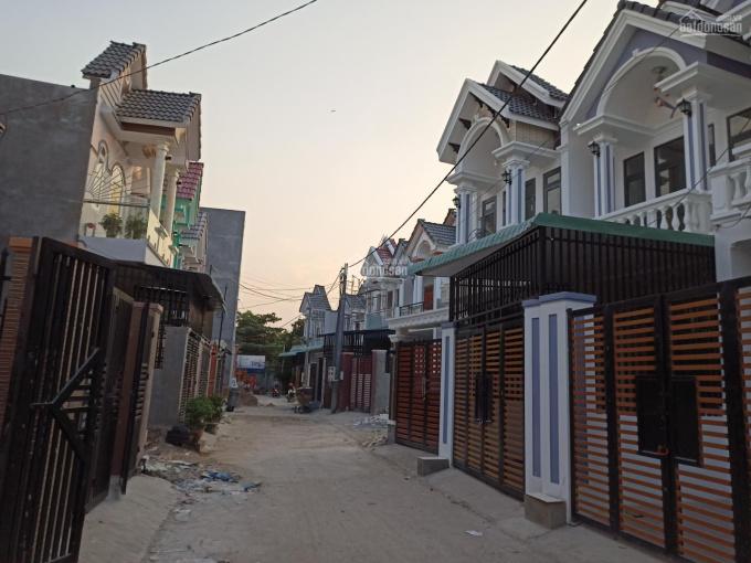 Nhà 1 trệt 1 lầu, Bửu Hòa, gần mầm non Song Khuê, đường xe hơi 2 chiều ảnh 0