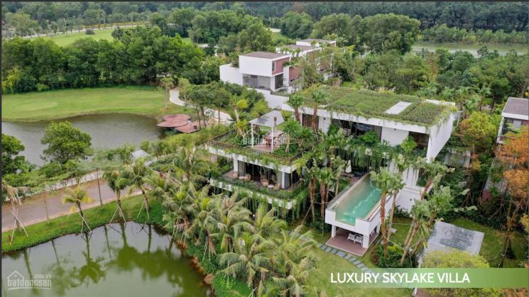 13,5 tỷ biệt thự Flamingo Đại Lải, có bể bơi, sở hữu lâu dài 450m2. Liên hệ: 0974141554 ảnh 0