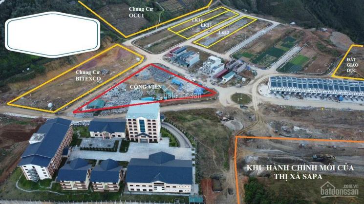 Sapa Garden Hills - dự án có sổ đỏ duy nhất tại TP Mờ Sương Sapa, Lào Cai ảnh 0