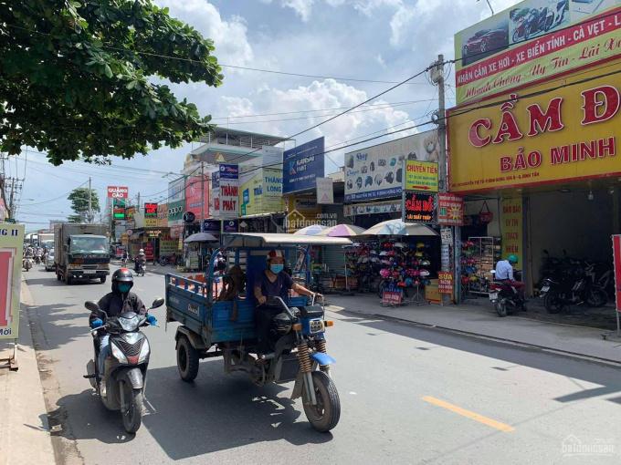 Cho thuê nhà mặt tiền đường Nguyễn Thị Tú, Quận Bình Tân, 8x45m ảnh 0