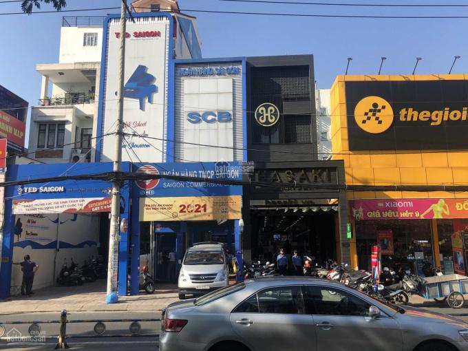 Nhà MT Nguyễn Thị Thập 5x35m, trệt, 3 lầu, p. Tân Quy, cách Lotte 200m, ngay vị trí đẹp nhất ảnh 0