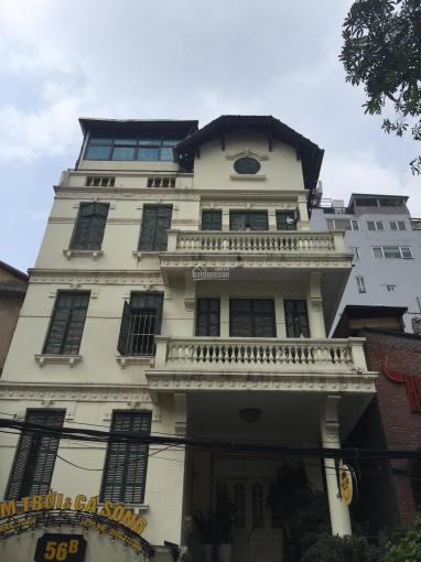 Chính chủ cho thuê nhà mặt phố 240m2 trung tâm quận Hoàn Kiếm, mặt tiền 13m ảnh 0