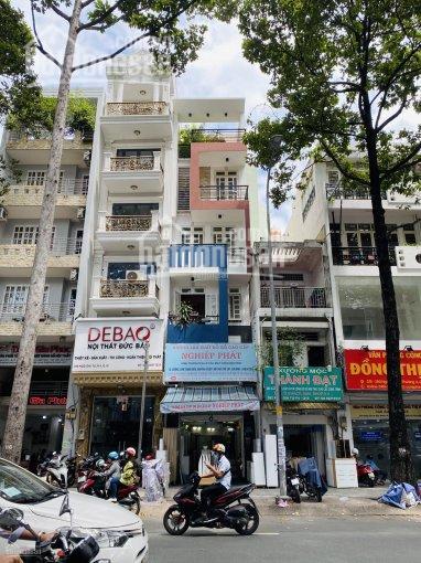 Chính chủ bán nhà mặt tiền đường Tản Đà góc Trần Hưng Đạo, Quận 5, DT 4x20m, 4 lầu, giá rẻ 26 tỷ ảnh 0