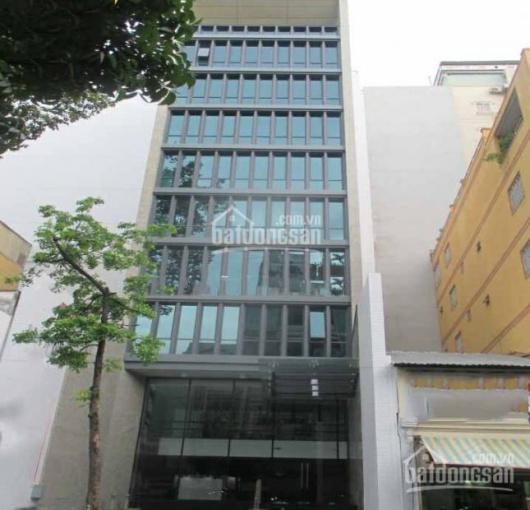 Bán toà cao ốc 3MT 8A/11D1 Thái Văn Lung P. Bến Nghé Q.1 DT: 5m x 15,6m 1 hầm trệt 7 lầu, Giá 95 tỷ ảnh 0