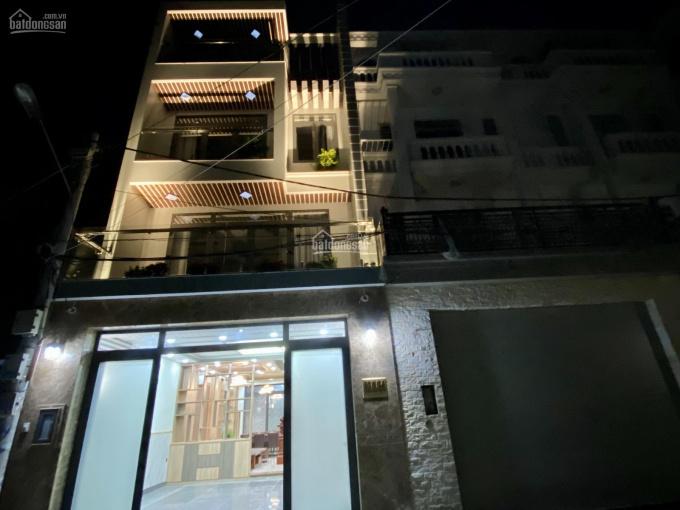 Bán nhà Nhà Bè siêu phẩm full nội thất tại Omely diện tích 5,7 x 14,2m, 3 lầu, 4 PN, sân thượng ảnh 0