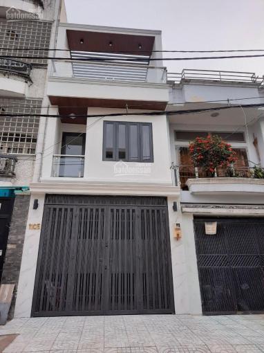 Bán căn nhà phố 2 lầu + sân thượng nằm trong khu dân cư Nam Long, đường nhựa 12m (DT.139m2) ảnh 0