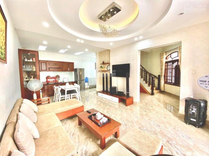 Bán biệt thự nghỉ dưỡng hoặc kinh doanh homestay, có hồ bơi mini, 2 mặt tiền, cách bãi tắm 400m ảnh 0